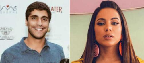 Anitta e Thiago Magalhães aparecem juntos e afasta polêmica