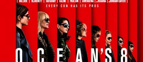 Il colpo del secolo nel nuovo trailer di Ocean's 8 | Universal Movies - universalmovies.it
