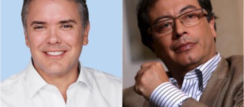 Duque salió victorioso ante Petro en las elecciones presidenciales colombianas