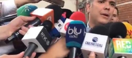 Iván Duque nuevo presidente de Colombia