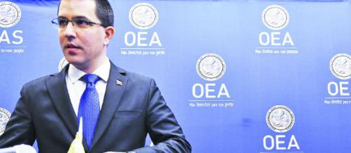 VENEZUELA/ Canciller afirma que la nación goza de las mejores relaciones internacionales