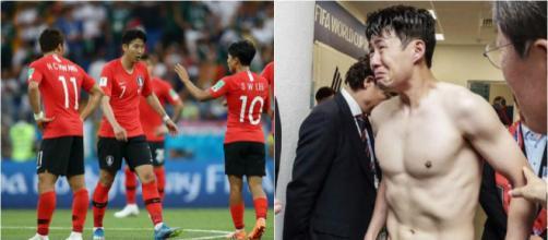 Son Heung Min podría dejar de jugar al fútbol si Corea del Sur no gana a Alemania