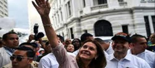 Marta Lucia Ramirez primera vicepresidenta mujer de Colombia