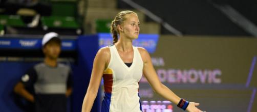 Masters bis : Battue par Magdalena Rybarikova, Kristina Mladenovic ... - eurosport.fr