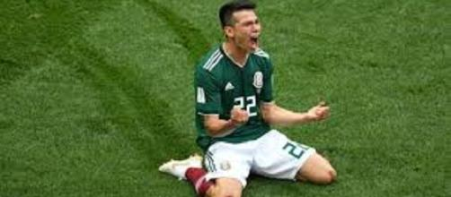 México lidera el grupo F junto con Suecia