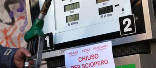 Sciopero dei benzinai il 26 giugno 2018