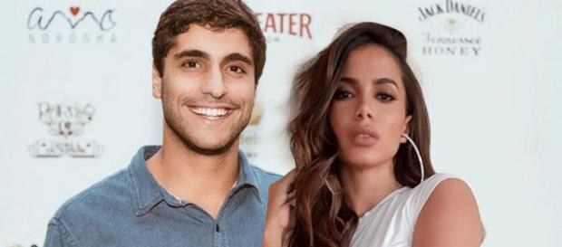 A suposta separação de Anitta e Thiago gerou burburinho nas redes sociais