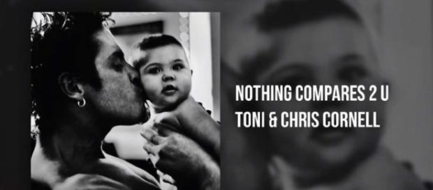 Father's Day tribute to Chris Cornell (Image via Chris Cornell/Instagram)