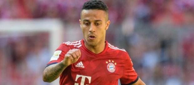 Marca»-Bericht: Thiago oben auf Barcelonas Wunschliste - Bamberg ... - newslocker.com