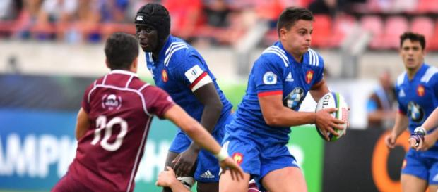 Mondial U20 : Les Bleuets confirment face à la Géorgie - francetvinfo.fr
