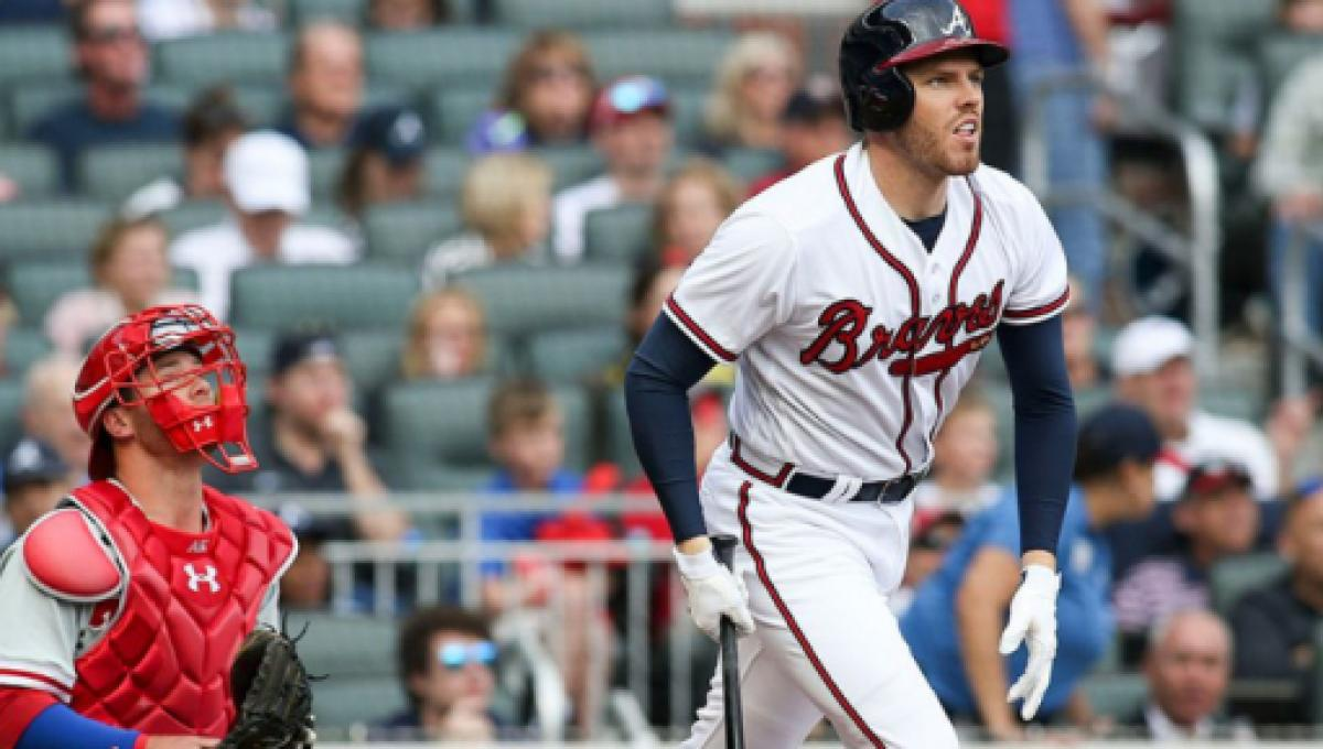 fa146d3c0 MLB All-Star Voting Update 2018  Freddie Freeman