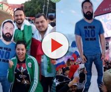 INCREDIBILE: La moglie gli vieta i Mondiali, gli amici portano un cartonato