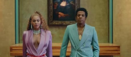 Beyoncé y Jay Z sorprenden con un nuevo video grabado en el Louvre ... - com.uy