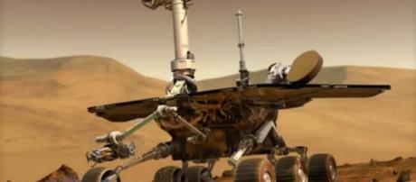 Gigante tormenta en Marte pone en peligro al rover Opportunity ... - paginasiete.bo