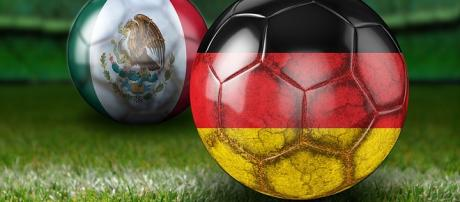 Mexico stunned top ranked and defending World Cup champion Germany 1-0. [image via: MaxPixel/CC0 Commons]