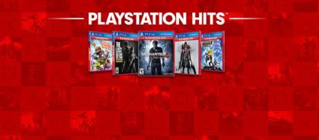 Screencap of PlayStation Hits taken from PlayStation.com
