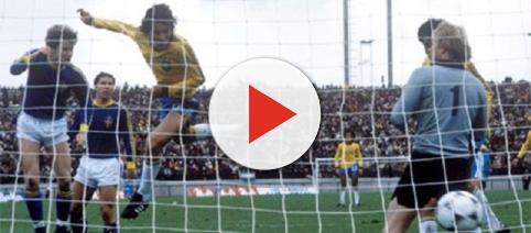 Brasile-Svezia 1-1, Mondiali 1978: il celebre 'gol fantasma' di Zico