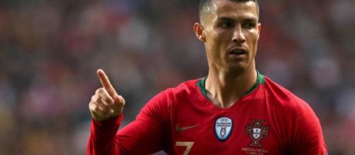 Cristiano Ronaldo Mondiale 2018 in Russia