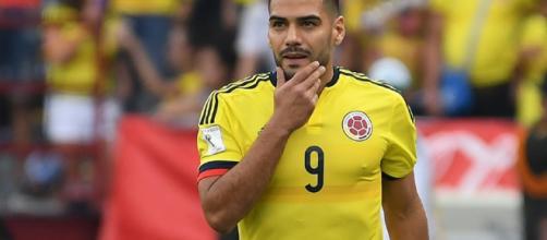 Falcao García no pudo anotar ante Japón