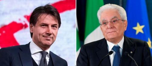 Giuseppe Conte risponde a Babis, Mattarella tiene un discorso all'Università di Tiblisi - cdt.ch