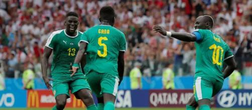 Gol anotado pelo Senegal garantiu bola na rede em todos os jogos da primeira rodada.