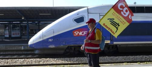 La CGT appelle les autres syndicats de la SNCF à faire une nouvelle grève d'envergure au mois de Juillet.