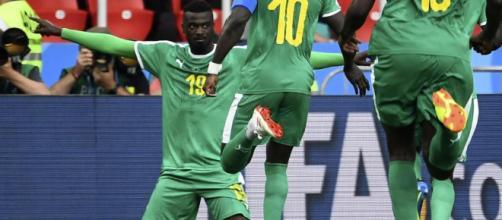 Sénégal vainqueur de la Pologne