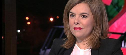 Soraya Sáenz de Santamaría quiere presidir el PP. Public Domain.