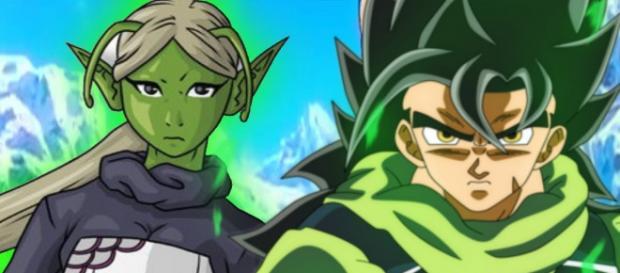 'Dragon Ball Super' Movie: reveals three new characters created by Toriyama.[Image Credit: DbzWarrior/YouTube Screenshot]