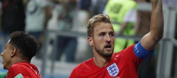 Inglaterra consigue un triunfo con doblete de Harry Kane - com.pa