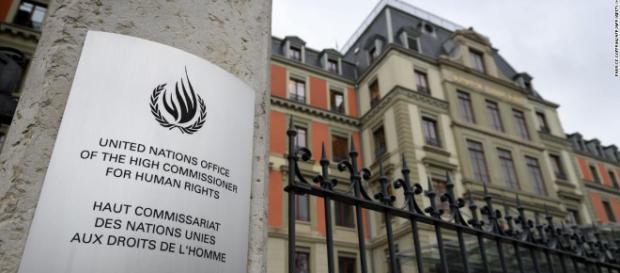 La oficina de derechos humanos de la ONU condena la política de ... - cnn.com