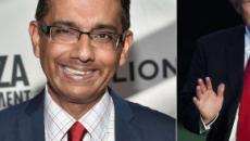 El presidente Trump perdona a Dinesh D'Souza