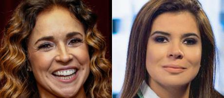 Mara Maravilha criticou Daniela Mercury e elogiou Ivete Sangalo em entrevista (Foto: Veja)
