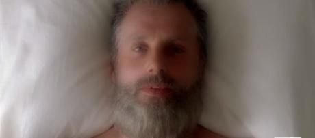 Rick en The Walking Dead de AMC