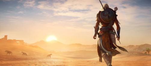 Assassin's Creed Odyssey es la nueva entrega de la saga de asesinos y templarios, y se desarrolla en Grecia
