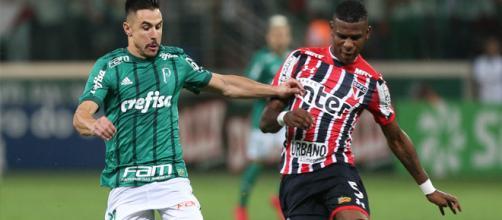 Assistir Palmeiras x São Paulo ao vivo online (Foto - Cesar Greco)