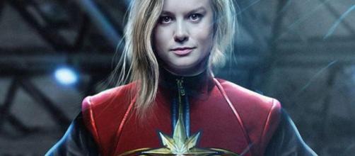 Brie Larson es la indicada para interpretar a Captain Marvel