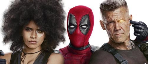 """Crítica de """"Deadpool 2"""" (David Leitch, 2018) por Álvaro San Martín - blogspot.pe"""