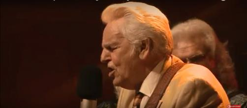 Del McCoury convenes Bluegrass Congress 2018 with an All-Star lineup. - [Delfest / YouTube screencap]
