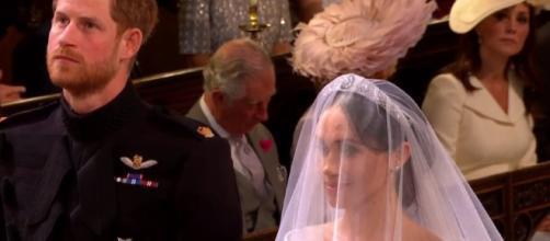 Il matrimonio reale tra Meghan e il principe Harry