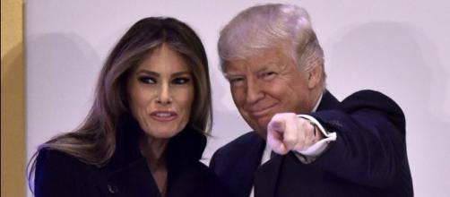 Melania Trump brille par son absence