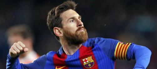 Messi continua muito atento ao Barcelona