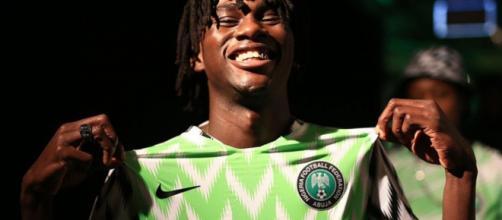 Récord de ventas: la camiseta de Nigeria hace furor a pocos días ... - com.ar