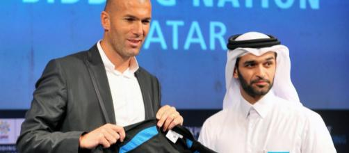 Rumeur Mercato : Zidane du Real Madrid au Qatar ?