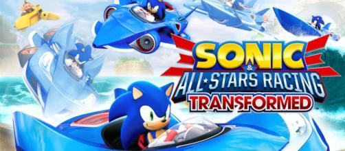 Sega formaliza Team Sonic Racing