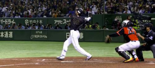 Shohei Ohtani has brought a new dimension to the game. - [Image via WBSC / YouTube screencap]