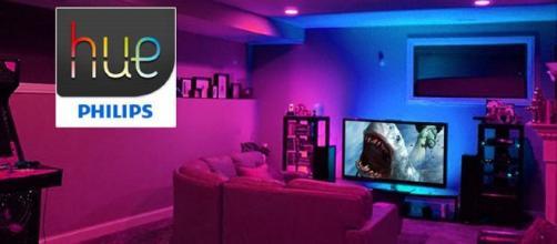 Tus luces Philips Hue cobrarán vida cuando disfrutes música, juegos o videos