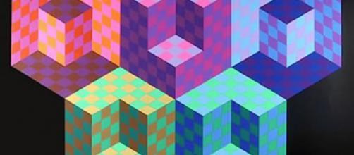 Un Poco de Arte Óptico … Victor Vasarely | blogdepelusita - wordpress.com