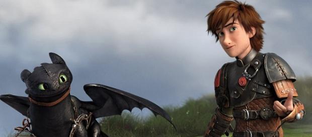 Cómo entrenar a tu dragón 3: Imágenes reveladas