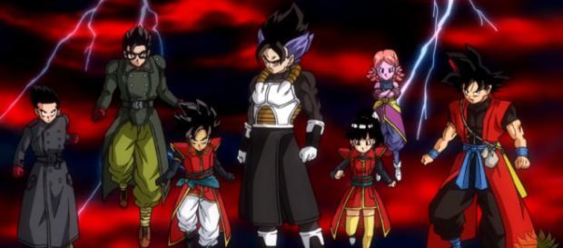 Dragon Ball Heroes nos muestra a Bardock, Cell, Freezer, Cooler, Majin Boo y muchas más personajes